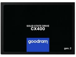 SSD накопитель Goodram CX400 256GB GEN.2 SATAIII TLC (SSDPR-CX400-256-G2) (6637931)