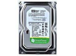 Накопитель HDD SATA 320Gb WD, 8Mb, AV-GP (WD3200AVVS) - Refubrished