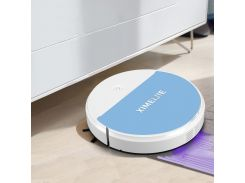 Робот-пылесос XimeiJIE XM30 полотер для сухой и влажной уборки с микрофиброй