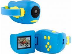 Цифровой детский фотоаппарат Atrix Tiktoker 7 20 Mp 1080p Blue