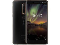 Смартфон Nokia 6.1 TA-1054 4/32Gb black