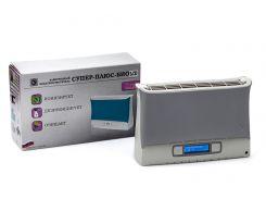 Очиститель-ионизатор воздуха Zenet Супер-Плюс Био LCD Серый