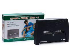 Очиститель ионизатор воздуха Zenet Супер Плюс ЭКО-С Черный