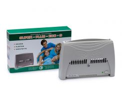 Очиститель ионизатор воздуха Zenet Супер Плюс ЭКО-С Серый