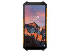 Мобильный телефон Ulefone Armor X5 Pro 4/64Gb Orange (6937748733843)