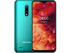 Мобильный телефон Ulefone Note 8P 2/16Gb Midnight Green (6937748733577)