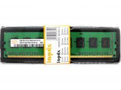 Оперативна пам'ять Hynix DDR3-1333 4096MB PC3-10600 (HMT351U6CFR8C-H9N0)