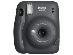 Камера моментальной печати Fujifilm Instax Mini 11 Charcoal Gray (MR09236)