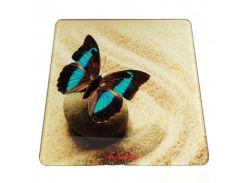 Весы напольные A-PLUS до 180 кг (1677) Бабочка на песке