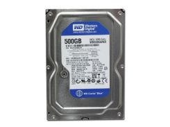 Накопитель HDD SATA 500GB WD Blue 7200rpm 16MB (WD5000AAKX)