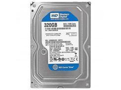 Накопитель HDD SATA 320GB WD 7200rpm 16MB Refurbished (WD3200AVKX)