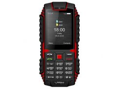 Sigma mobile X-treme DT68 Dual Sim Black/Red