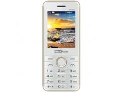 Maxcom MM136 White-Gold (8173558)