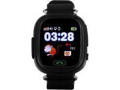 Смарт-часы UWatch Q90 Kid smart watch Black (50521)