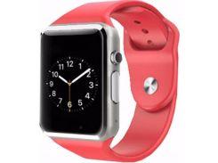 смарт-часы uwatch a1 red (50692)