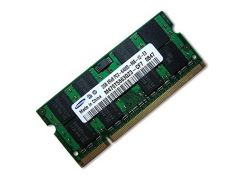 Оперативная память Samsung SODIMM DDR2-667 2048MB PC2-5300 (M470T5663QZ3-CE6)