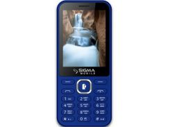 Sigma mobile X-style 31 Power Dual Sim Blue (6875238)
