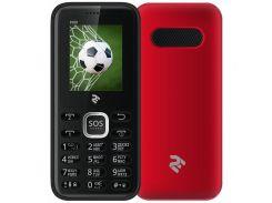 Мобильный телефон 2E S180 Red (8457675)