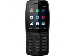 Nokia 210 DS Black (9707876)