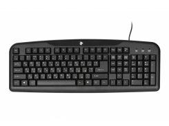 Клавиатура 2E KS 101 Black (4996292)