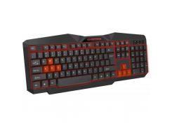 Клавиатура Esperanza EGK201 Red USB LED EGK201RUA (8332560)