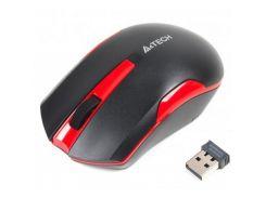 Мышка A4tech G3-200N Black-Red (9001181)