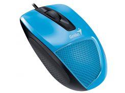 Мышь Genius DX-150X 31010231102 Blue/Black USB (4996226)