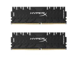 Оперативная память для компьютера DDR4 16GB 2x8GB 3200 MHz HyperX Predator Black Kingston HX432C16PB3K2/16 (4690711)