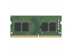 Оперативная память для ноутбука SoDIMM DDR4 8GB 2400 MHz Kingston KVR24S17S8/8 (4690728)