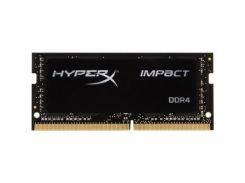 Оперативная память для ноутбука SoDIMM DDR4 8GB 2400 MHz HyperX Impact Kingston HX424S14IB2/8 (4690967)