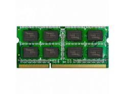 Оперативная память Team SO-DIMM 8Gb DDR3 1600 TED38G1600C11-S01 (4996165)