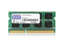Оперативная память Goodram SO-DIMM 8GB/1600 DDR3 1.35V GR1600S3V64L11/8G (4996121)