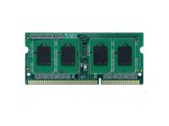 Оперативная память для ноутбука SoDIMM DDR3 4GB 1333 MHz eXceleram E30802S (6332990)