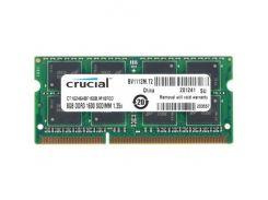 Оперативная память Crucial DDR3 1600 8GB 1.5/1.35V Retail CT102464BF160B (5365740)