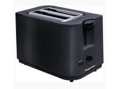 Тостер ViLgrand VT0726T Черный (34-45907)