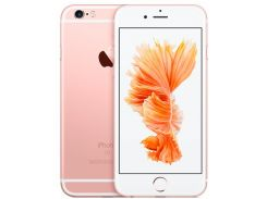 Смартфон Apple iPhone 6s 16Gb Rose Gold Refurbished (MN122)