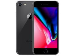 Смартфон Apple iPhone 8 64Gb Space Gray Refurbished (MQ6G2)