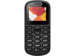 Мобильный телефон Nomi i187 Black (s-231469)
