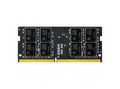 Оперативная память для ноутбука SoDIMM DDR4 4GB 2400 MHz Elite Team TED44G2400C16-S01 (4977013)