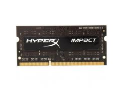 Оперативная память для ноутбука SoDIMM DDR3L 4GB 1600 MHz HyperX Impact Kingston HX316LS9IB/4 (s-230339)