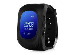 Детские умные часы Smart Baby Watch Q50 Black (1197)