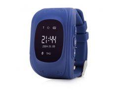 Детские умные часы Smart Baby Watch Q50 Dark Blue (1202)