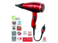 Фен профессиональный Valera Swiss Power4ever Ionic Rotocord Красный (SP4DRC)