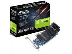 Видеокарта Asus PCI-Ex GeForce GT 1030 Low Profile 2GB GDDR5 (GT1030-SL-2G-BRK) (4884059)