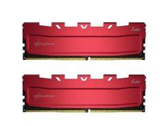 Оперативная память для компьютера DDR4 16GB 2x8GB 3200 MHz Kudos Red eXceleram EKRED4163217AD (8390746)