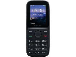 Мобильный телефон Philips Xenium E109 Black (s-231473)