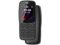 Nokia 106 New 2018 Dual Sim Grey