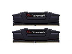 Оперативная память DDR4 32GB DDR4 2х16GB/3200 G.Skill Ripjaws V Black (F4-3200C16D-32GVK)
