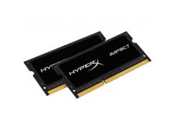 Оперативная память SO-DIMM 2x8GB/1600 DDR3 1,35V Kingston HyperX Impact (HX316LS9IBK2/16)