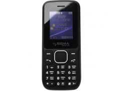 Sigma mobile X-Style 17 UP Black